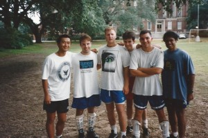 Tulane Med Class of 1999 Intramural Soccer Team, The Cadavers